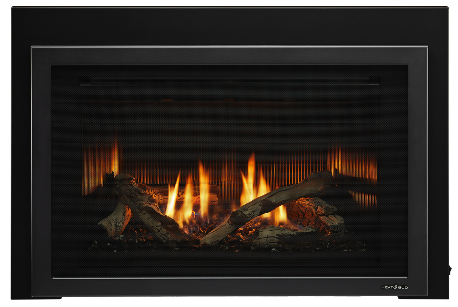 Cosmo Gas Fireplace Insert